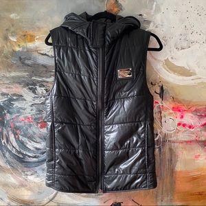 Men's Dolce & Gabbana Black Vest - Size 44 EU